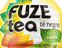 FUZE Tea Gotas de Post
