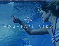 Aqua Park / Strona WWW