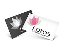 Logo design for travel agency Lotos
