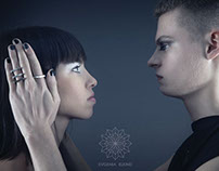 EVCLIDEAN  unisex  jewelry collection