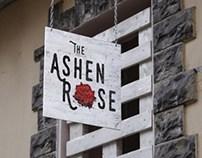 The Ashen Rose Logo Design - Greenville, TX
