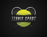 Tennis Sport Business Card