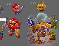 GAMES_CHARACTERS DESIGN