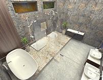 Bathroom Interior Project