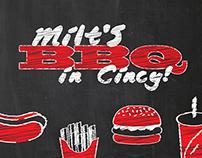 Milt's BBQ event at Mayerson JCC