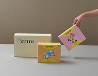 ZUTTO Branding & Packaging
