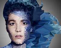 Lowpoly // Halsey //