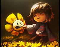 Undertale Paintings