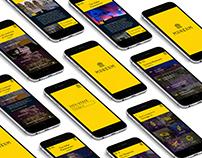 MUSEUM : app design