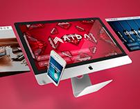 Web Design - AIDA Marketers