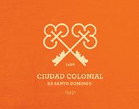 Cuidad Colonial / Visual Identity Proposal & Website