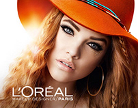L'Oreal / Miss Hippie