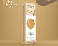 Durum wheat spaghetti