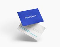 Booking Social / Logo Redesign
