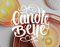 Candle Belle - Identity & Packaging