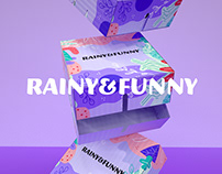 RAINY&FUNNY-Packaging Design
