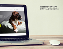 Cynthia - online shop for dogs