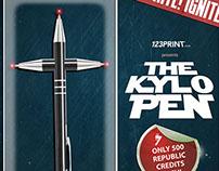 Design - Kylo Pen - Social Content