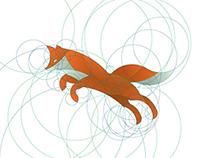 Jump Fox - fox logo