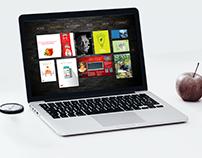 Portfolio Website Design.