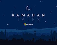 #Microsoft Ramadan Tales