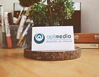 Logotipo - Aplimedia