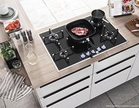 Ariel Kitchen CGI