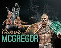 Conor McGregor Artwork