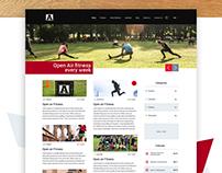 Arkan - Sport Movement
