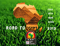 Africa cup of nations Egypt 2019