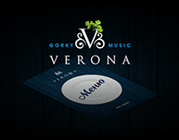 Menu Verona gorky music
