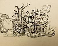 Thuart-Line Art