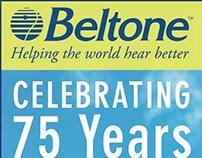 Beltone Ad Design