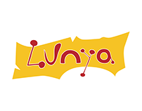 Lunya Restaurant Graphics