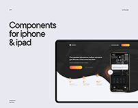 Components for iPhone
