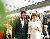 A bit of a great wedding