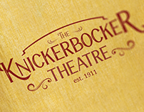 Knickerbocker Theatre Logo and Brand