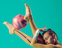 Portrait of a Rhythmic Gymnast / Part 4