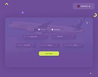 Flight Search UI Design
