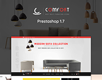 Comfort - Best Multi Furniture Store Template