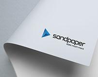 Sandpaper / Branding