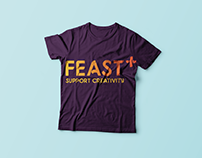 Feast+ - Brand Concept