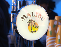 Malibu draft cocktail machine - Proof of concept video