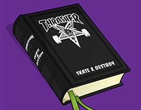 The Book of Thrash!