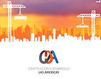 CDA | Dsñ y Dsrrollo, Website | Proyecto n construcción