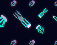 Jellyfish Mess