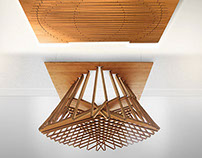 Rising Light Fixture