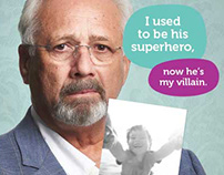 Creative Campaign Against Elder Abuse