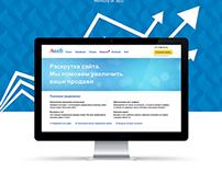 Aweb.ua redesign