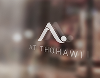 At Thohawi logo and Brand identity